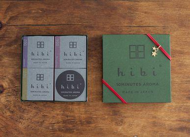 Parfums d'intérieur - Un coffret cadeau spécial de 3 parfums - HIBI