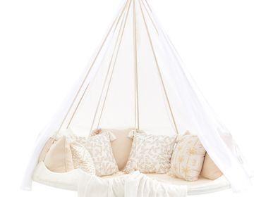Sièges pour collectivités - Lit Sunbrella TiipII de luxe Blanc brillant Taille L - TIIPII BED