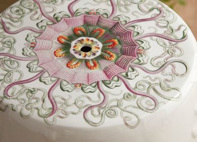 Decorative objects - Porcelain stool - G & C INTERIORS A/S