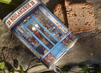 Papeterie - Couvertures de livre Boulangerie - MARON BOUILLIE