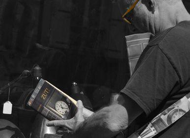 Papeterie - Couvertures de livre Boutiques retro - MARON BOUILLIE