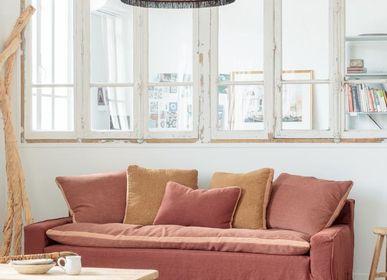 sofas - Sossusvlei Sofa - LE MONDE SAUVAGE BEATRICE LAVAL