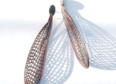 "Jewelry - Earrings ""BOREAL"" - ANDREA VAGGIONE BIJOUX CONTEMPORAINS"