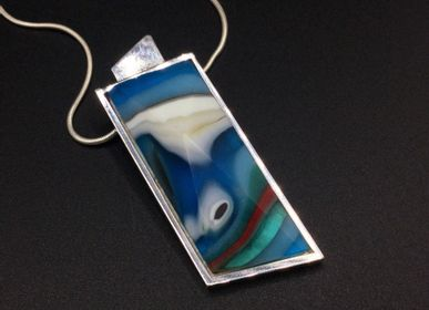 Gifts - Glass pendant 3 - PEDRO SEQUEROS