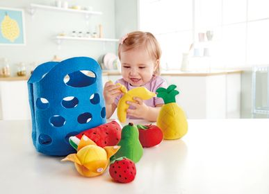 Toys - Child Toy Fruit Basket - HAPE