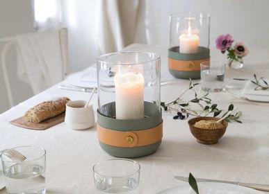 Objets design - Lanterne Emma - Lichen - ELDVARM