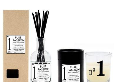 Bougies - Bougies parfumées et diffuseurs de parfum en édition limitée Puro - WAX DESIGN - BARCELONA