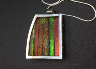 Jewelry - Glass pendant 5 - PEDRO SEQUEROS