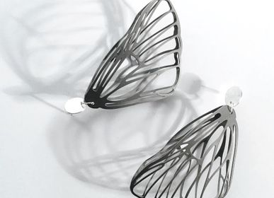 "Jewelry - Earrings ""PAPILIO"" - ANDREA VAGGIONE BIJOUX CONTEMPORAINS"