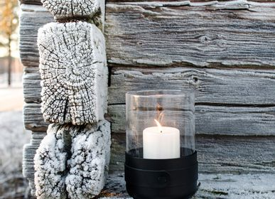 Design objects - Emma Lantern - Black - ELDVARM