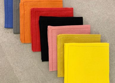 Homewear - Serviettes en lin et coton - BUSATTI  1842