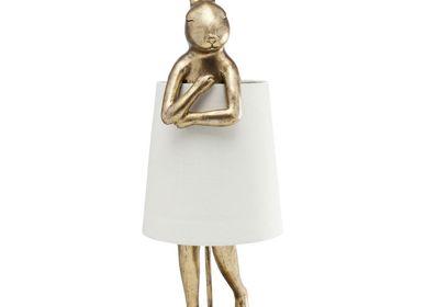 Lampe de bureau - Lampe à poser Animal Rabbit doré - KARE DESIGN GMBH