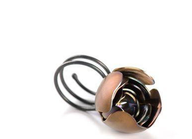 "Jewelry - Ring ""ROSE"" - ANDREA VAGGIONE"