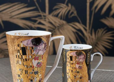 Mugs - Gift boxes and cups of G.KLIMT art - SOCADIS