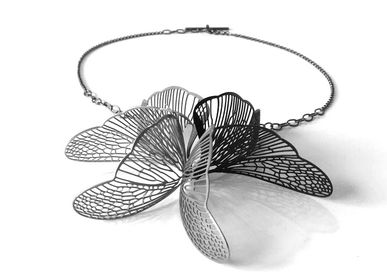 "Jewelry - Necklace ""MARIPOSA_11"" - ANDREA VAGGIONE BIJOUX CONTEMPORAINS"