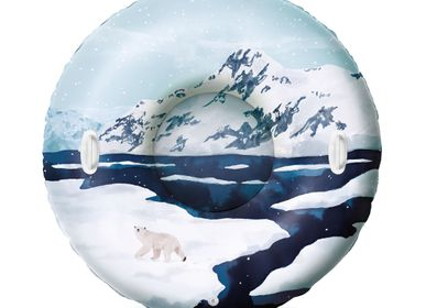 Decorative objects - HUDSON BAY inflatable snow tube - THE NICE FLEET