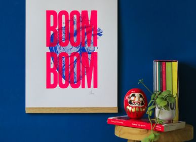 Other wall decoration - Screen-printed posters - PAPPUS ÉDITIONS