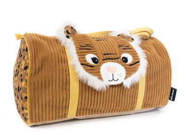 Bags and backpacks - Speculos the Tiger Weekend Bag - LES DEGLINGOS