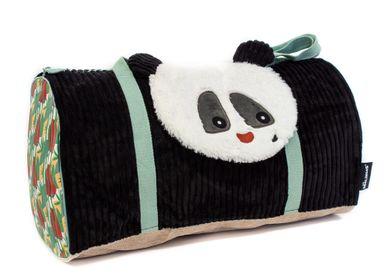 Bags and backpacks - Weekend Bag Rototos the Panda - LES DEGLINGOS