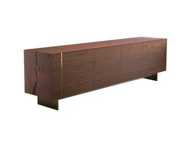 Buffets - Nature Elegance Four Door Sideboard - THEV