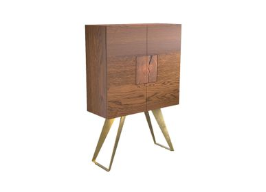Buffets - Nature Elegance Two Door Highboard - THEV