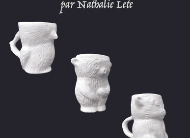 Mugs - LE BESTIAIRE ENCHANTE CUPS - BAZARTHERAPY EDITION