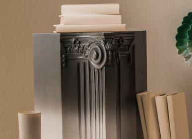 Sculpture - Tabouret colonne - JB+