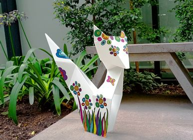 Sculpture - Mishi sculpture - CAMAQUEN
