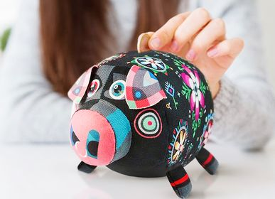 Kids accessories - Piggy Bank - CAMAQUEN