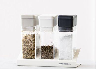Spices - B2C_SPICE BOTTLE HOLDER|3PCS - SARASA DESIGN
