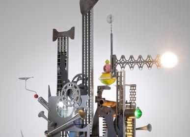 Decorative objects - HYBRIDE - BOURDIER JEAN PLASTICIEN