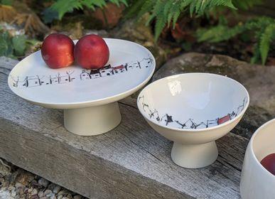 Ceramic - Cake stand - BÉRANGÈRE CÉRAMIQUES