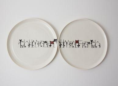 Ceramic - Dinner plate - BÉRANGÈRE CÉRAMIQUES