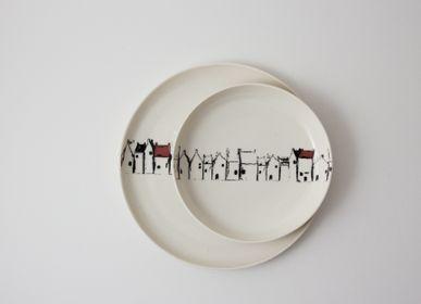 Céramique - Assiette plate - BÉRANGÈRE CÉRAMIQUES