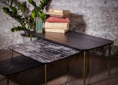 Design objects - LAKE table  - MOS DESIGN