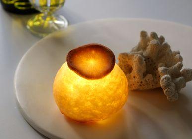 Gifts - PAMPSHADE -champignon bread lamp - - PAMPSHADE BY YUKIKO MORITA