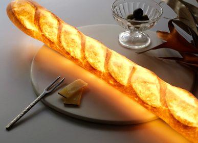 Gifts - PAMPSHADE -baguette bread lamp - - PAMPSHADE BY YUKIKO MORITA