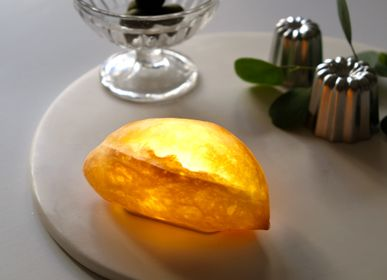 Decorative accessories - PAMPSHADE -coupe bread lamp - - PAMPSHADE BY YUKIKO MORITA