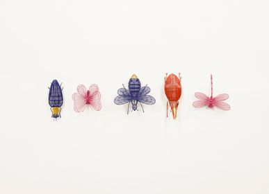 Unique pieces - Colored Decorative Bugs  - PRADO FILIPINO ARTISANS, INC.
