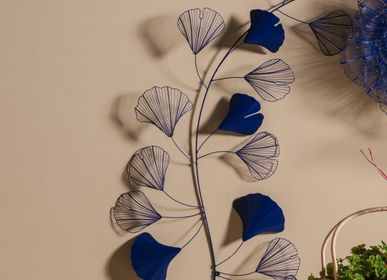 Wall decoration - GINGKO LEAVES - PRADO FILIPINO ARTISANS, INC.