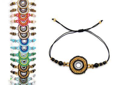 Jewelry - BRACELET JAPAN SEED BEADS ETC... - GECKONYA