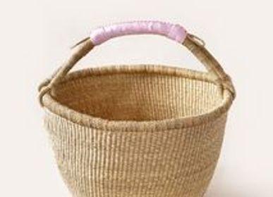 Basket - Bolga Basket by Indego Africa  - NEST