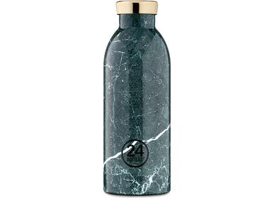 Accessoire de voyage / valise - Green Marble Clima Bottle - 24BOTTLES