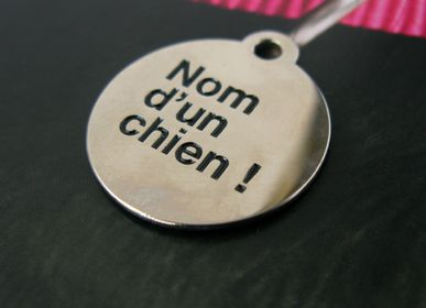 Pet accessories - NOM D'UN CHIEN! - ATYPYK