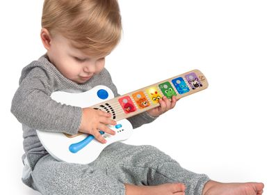 Toys - Wooden toy: magic touch guitar - HAPE