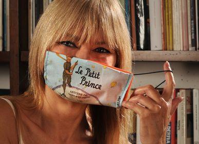 Foulards et écharpes - Masques MASK UP - ABAT BOOK - ART FRIGÒ