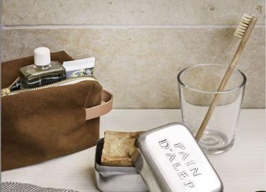 Soap dishes - Aluminium Soap Boxes - TADÉ PAYS DU LEVANT