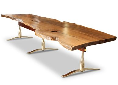 Tables - Slab Dining Table - EGG DESIGNS