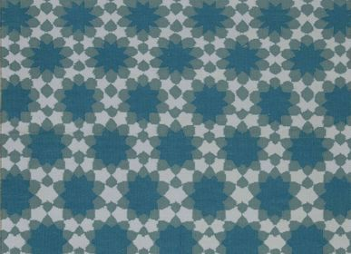 Design - Islamic Parquet Deformation - AZMAS RUGS