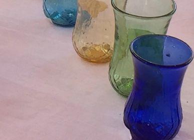 Glass - Verre à thé art déco - SALAHEDDIN